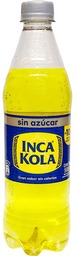 Inca Kola sin Azúcar 450 ml.
