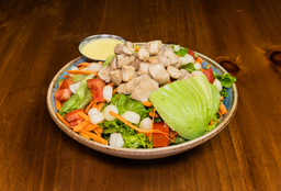 Light: Ensalada con Pechuga de Pollo