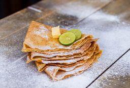 Crepe de Mantequilla, Azúcar & Limón