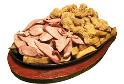 Salchipapa Salchi Crunch