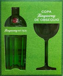 Gin Tanqueray ten + Copa