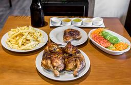 Pollo Extra Tinajas