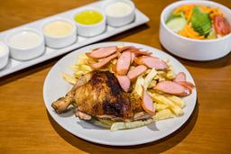 Pollo Salchi Tinajas