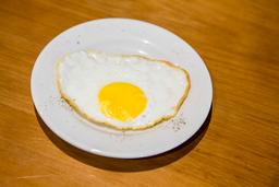 Porción de Huevo Frito
