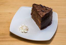 Torta Mousse de Chocolate y Cappuccino