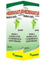 Hederanatur Jarabe X 100Ml