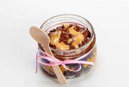 Torta de Chocolate c/ Manjar y Fudge
