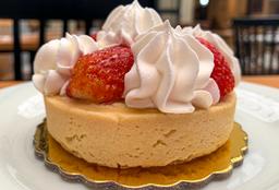 Tartaleta de Fresa con Crema Pastelera