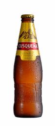 Cerveza Cusqueña Dorada Botella 330 ml.