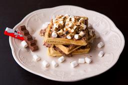 Waffle Malvaviscos