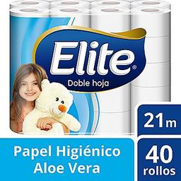 Elite Papel Higiénico Doble Hoja
