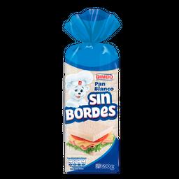 Pan Blanco Bimbo Sin Bordes 690G