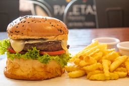 Burger La Cheese