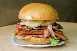 Sándwich Especial Super Chacarero