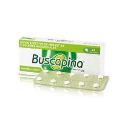 Buscapina 10 Mg Grageas Blister X 10