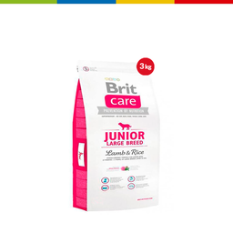 Brit Care Junior Large Breed (Lamb&Rice) 3 Kg - 67988