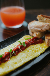 The Red Omelet