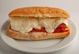 Sándwich Meatballs - Albóndigas