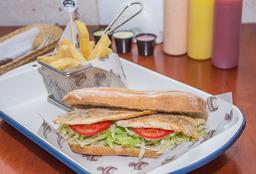 Sandwich de Pollo Popular