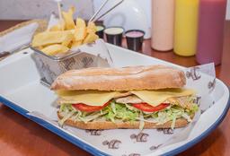 Sandwich de Pollo Chicken Cheese