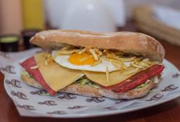 Sandwich Super Chorizo