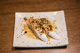 Sushi Seizo de Pescado Flambeado