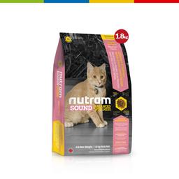 NUTRAM S1 Sound 1.8 Kg + Catsip ¡Gratis!