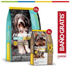 Comida para Perros NUTRAM I20 Ideal Sensitive Skin Coat &Stomach