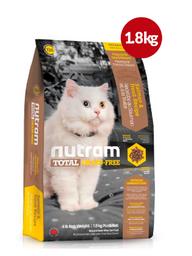 NUTRAM T24 TotalGrain-Free(Salmón&trucha)1.8kg+Catsip ¡Gratis!