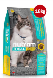 NUTRAM I17 Ideal Indoor 1.68kg + Catsip ¡Gratis!