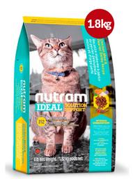 NUTRAM I12 Ideal Weight Control Cat 1.8 Kg + Catsip ¡Gratis!