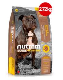 Comida Perros NUTRAM - T25 Total Grain-Free Dog(Salmón & Trucha)