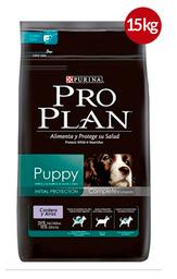 Pro Plan Puppy (Cordero Y Arroz - ) 15 Kg - 62833