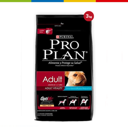Pro Plan Adult Small Breed 3 Kg - 69118