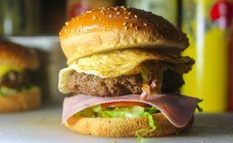 Combo de 2 hamburguesas Oso