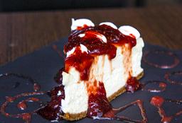 Cheesecake con Fudge