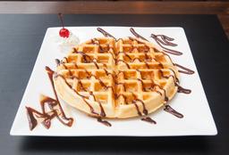 3x2 en Waffles Tradicionales