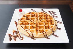 Waffles Tradicional