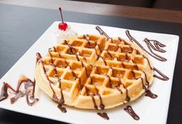 Waffles Nutella