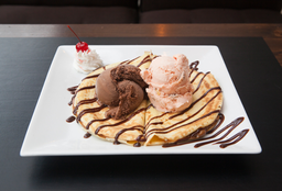 Panque Nutella Cream