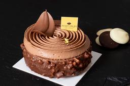 Crocante De Chocolate Y Almendras