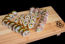 Sushi Paquete Clásico
