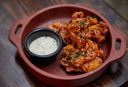 Korean Pop Corn Chicken
