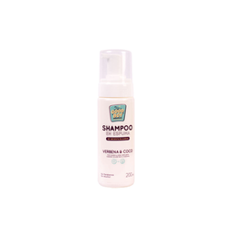 Good Boy Shampoo en Espuma 200ml (Baño en seco)