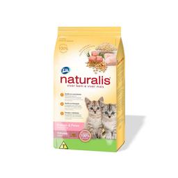 Naturalis Kitten Frango & Peixe (Pollo y Pescado) 1kg