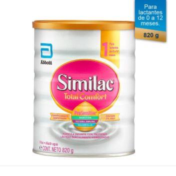 Similac Total Comfort 1 con HMO