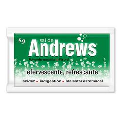Sal De Andrews X 1 Sachet 5 Gr