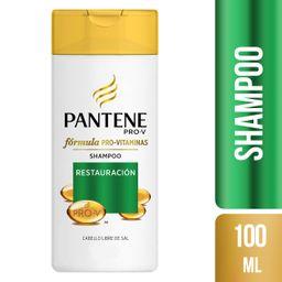 Pantene Sh Restauracion 100Ml