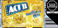 Pop Corn Act Ii Mantequilla Extra X 91 Gr