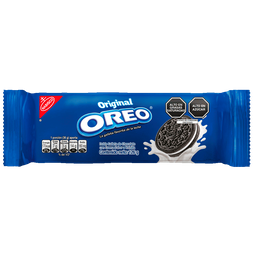 Galleta Oreo Regular Rollo